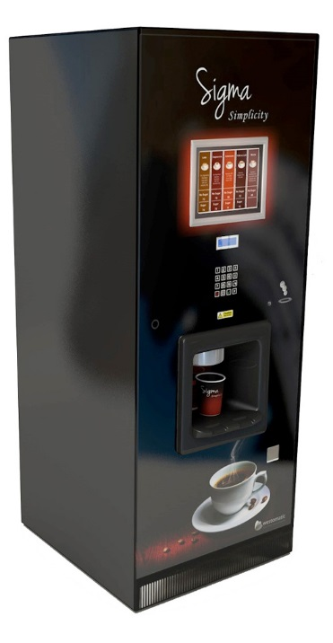 Sigma Simplicity Hot Drinks Machine