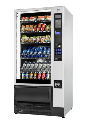 Tango Combination Snack / Drink Machine