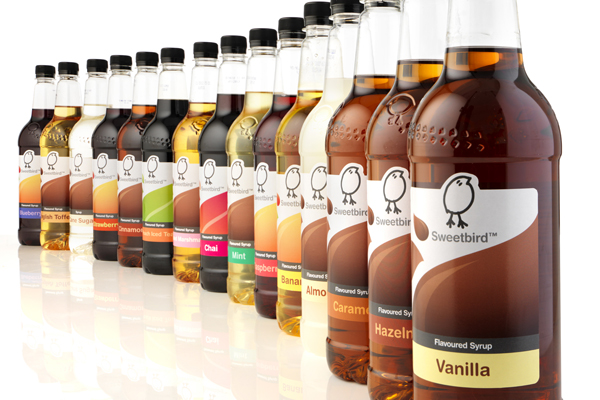 Artisan Coffee Flavouring Syrups
