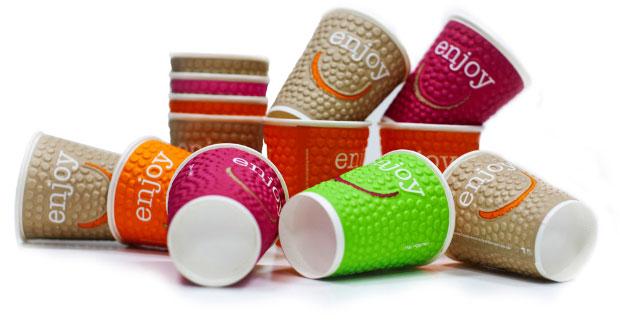 Disposable Cup Range