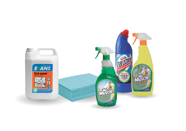 Janitorial Supplies & Chemicals