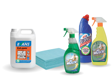 Janitorial and Chemicals