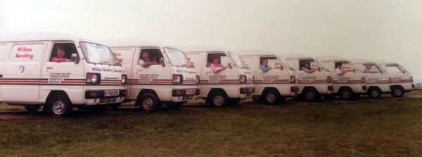 Wilkes Group - Vending / Delivery vans